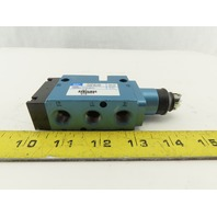 MAC 180001-112-0111 5/2 Position Roller Plunger Cam Pneumatic Limit Switch