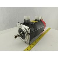 Fanuc A06B-0123-B175 0.9kW 3000RPM 3Ph 127VAC 3Ph AC Servo Motor