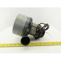 """Ametek 116515-13 24VDC 3 Stage Vacuum Motor 1-7/8"""" Inlet Tube"""