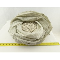 Ceramic Tumbling Media 10mm x 9mm Cone Shape 20 lbs.