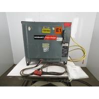 Hobart Electric Forklift Battery Charger 24VDC 750AH 208-240/480V 3Ph