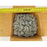ACT Ceramic Tumbling  Media 1-1/2 x 5/8 Type C-20 Triangular 50lbs