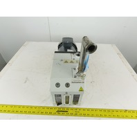 Oerlikon Leybold D 16 B Trivac 1Hp 208-230/460V 3Ph 1725RPM 16m3/h Vacuum Pump