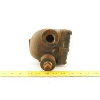 "ITT Hoffman FT015H 3/4"" Cast Iron Float Thermostatic Steam Trap 15 PSI"