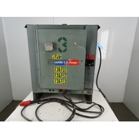 Hobart 3R18-1050 Forklift Battery Charger 36V 210A Output 208-230/460V 3Ph Input