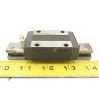 """THK SR20 20mm Linear Guide Rail And Carriage 4-1/4"""" OAL Lot Of 2"""