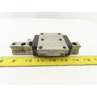 """Star 1651-29X-10 25mm Profile Linear Guide Rail Carriage Bearing 6-5/16"""" OAL"""