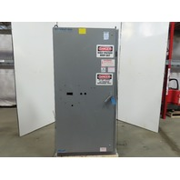"""Free Standing Electrical Enclosure W/Back Plate 78"""" x 37"""" x 16"""""""