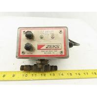 "Zeks EZDS1 115V 1Ph 60Hz 300 PSI Timed Solenoid Auto Drain 1/4"" 1-15 Sec On"