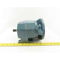 Radicon M03205.0BANT 5:1 Ratio 345 RPM Output Inline Helical Gear Reducer