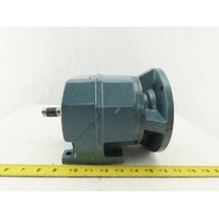 Radicon MD3207.1BANT 7:1 Ratio 246 RPM Output Inline Helical Gear Reducer