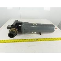 Atlas Copco PD390 Air Compressor Coalescing Filter Element Housing 232PSI