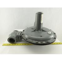 """Sensus IRV 243-12 2"""" NPT Gas Service Regulator"""
