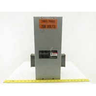 Siemens E0303ML3100S Indoor Breaker Enclosure Type 1 20 Amp