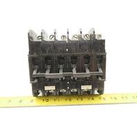Heinemann CF6-G8-AB0060100B 60 AMP 480v 6 Pole Circuit Breaker