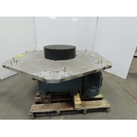 """Camco 60"""" Dia. Rotary Indexer Turn Table Positioner Robotic Automation Equipment"""