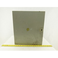 "16 x 14 x 6"" Electrical Enclosure Machine Control  J-Box"