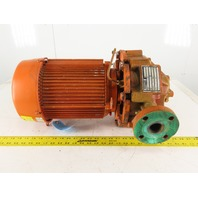 Armstrong 4380BF 7-1/2Hp 1.5x1.5x8 Vertical Inline Pump 48GPM 230/460V 3PH