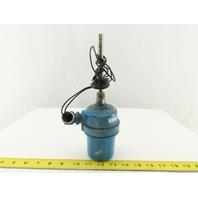 """Burling B-IC 125-480V Temperature Controller 600°F MAX 275°F Set 4"""" Probe"""