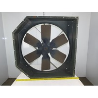 "6-Blade 36"" Direct Drive Exhaust Fan 5Hp 230/460V 3Ph"