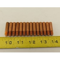 .052 Robotic Welder Torch Contact Tip Lot Of 14