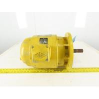 Reuland 10Hp 1800RPM 3Ph 230/460V 60Hz 215 Frame AC Motor
