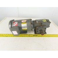 Winsmith 924MDN 10:1 Ratio 175RPM Dual Output Gear Motor 2Hp 208-460V 3Ph