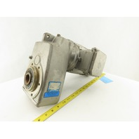Nord 1282A-80L/4 49.25:1 Ratio 34RPM 1Hp 230/460V Parallel Helical Gear Motor