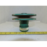"""Dana Var-A-Cone Model 57 Variable Speed Pulley 7/8"""" Bore 5-3/4"""" OD"""