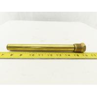 "Danfoss 3N0050 AVTA/B Brass Thermowell 3/4"" BSP 9"" OAL"
