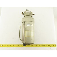 "SMC 1/4"" NPT Pneumatic Airline Lubricator Oiler"