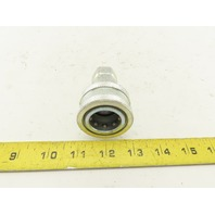 """Perfecting Coupling Series H Steel Hydraulic Quick Coupler 1/2"""" NPT"""