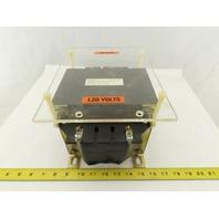 Square D 9070EO91D101E23 480V Primary  115V Secondary 2kVa 1Ph Transformer