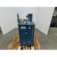 50 Gallon Oil Storage Transfer Tank W/1-1/2Hp Parker Pump 208-230/460V 3Ph