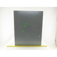 "Hoffman A20N16ALP 20 x 16 x 7"" Type 1 Electrical Enclosure"