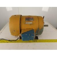 General Electric 5KG4256B3 7.5Hp Motor 256U Frame 220/440V 3Ph 1165RPM