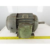 Westinghouse ABFC 10Hp Electric Motor 284U Frame 208-230/460V 3Ph 1160RPM