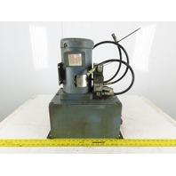 Delta Power 35H652-872 2Hp 208-230/460V 3Ph 5 Gallon Hydraulic Power Unit