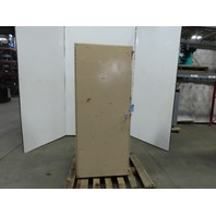 """Hoffman Free Standing Electrical Enclosure 72""""x30""""x20"""" W/Back Plate"""