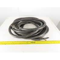 P-129-MSHA 2 AWG 4 Conductor CPE Jacketed Cord Cable Mine Duty 54'