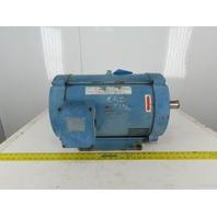 GE 5K284AD205A 25Hp 1765RPM 3Ph 200-460V AC Motor
