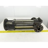 Grundfos CR8-120 U-G-A-AUUE 3450 RPM 12m3/Hr 12 Stage Stainless Centrifugal Pump