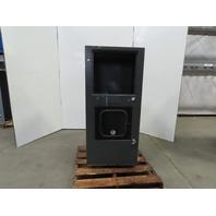 "Allen Bradley 33""x29""x63 Electric Cal Enclosure Control Cabinet"