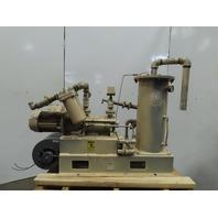 InterVac CSO 035/2-1A Vacuum Pump PTL3206/M-GM Assembly 230/460V 3Ph