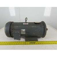 Baldor CD6203 3Hp 1750RPM 180/200/100 VDC Direct Current Motor