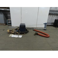 Tawi VM120 Vacueasylift Vacuum Tube Lifting System 90lb Capacity W/13' Jib