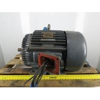 Marathon 2M326STGSIBCW 30 Hp Electric Motor 208-230/460V 3Ph 286T Frame 3540 RPM