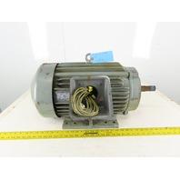 MagneTek 9-391193-60 15 Hp Electric Motor 208-230/460V 3Ph 3520 RPM F254JM Frame