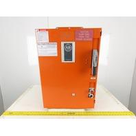 Allen Bradley 1233 Full Voltage Pump Controller Disconnect 30A 480V 3 Phase