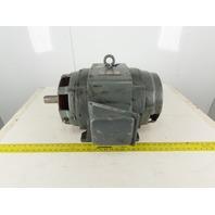 Delco K2434 20Hp 1750RPM 575V 256T 20.4A AC Motor